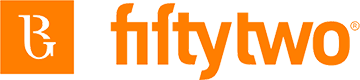 Logo of fiftytwo