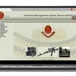 Management Information System of President Guard Regiment : developed by TechnoVista Limited - Screenshot