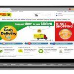 Meena Bazar Web Portal : developed by TechnoVista Limited - Screenshot