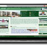 e-Rajshahi A Digital City : developed by TechnoVista Limited - Screenshot