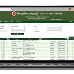 Tax Information Retrieval System : developed by TechnoVista Limited - Screenshot