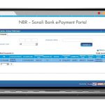 NBR-Sonali Bank e-Payment Portal : developed by TechnoVista Limited - Screenshot