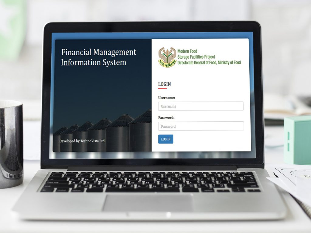 Financial Management Information System
