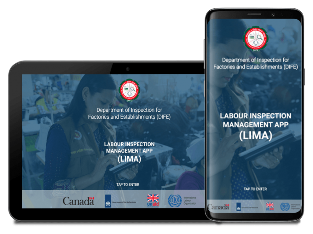 LIMA app developed by TechnoVista Limited