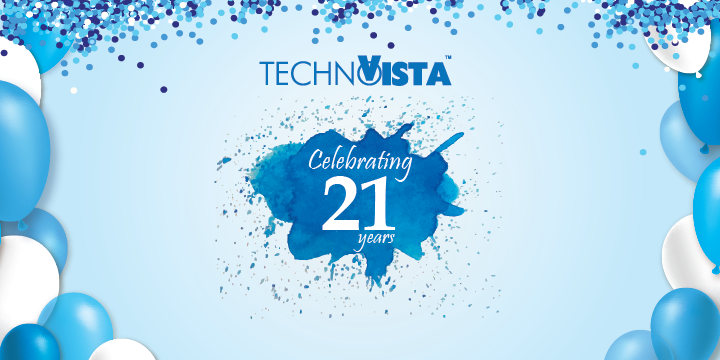 Technovista Limited celebrating 21 years